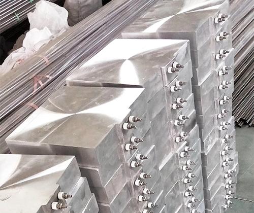 防爆铸铝加热器